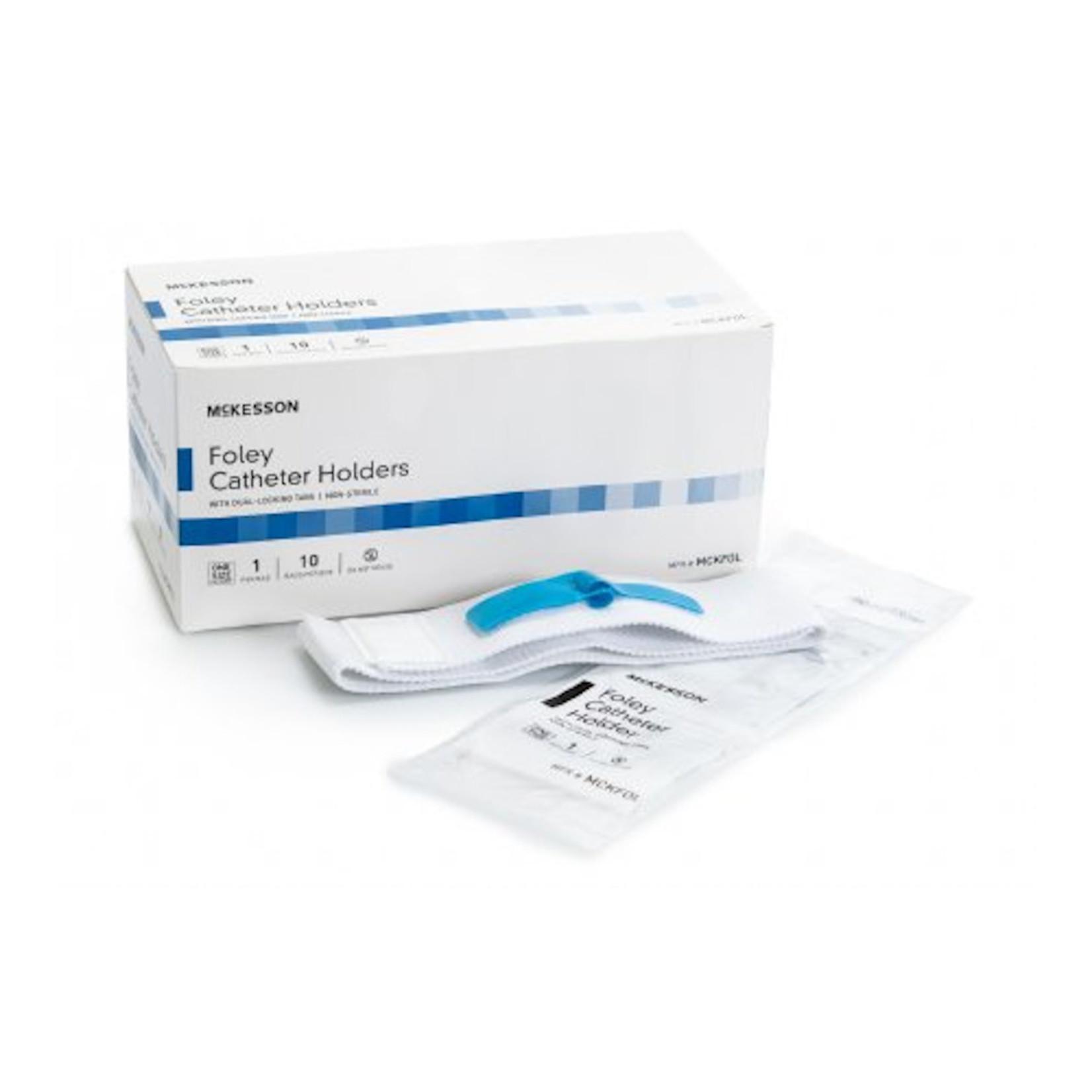 McKesson Catheter Strap - Elastic