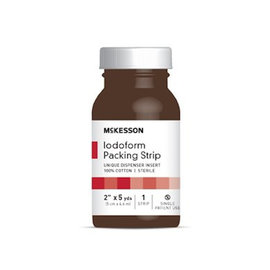 McKesson Packing IOD 5% 2in 5yds