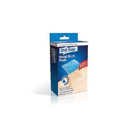 2nd Skin moist burn pads - Large