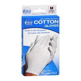 SOFT HAND CTN GLV MED