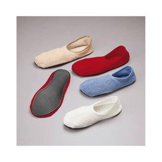 Slippers-non skid S:L C:BEIGE