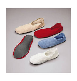 Slippers-non skid S:M C:BLUE