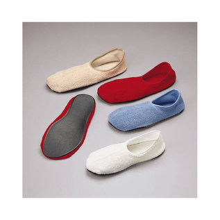 Slippers-non skid S:S  C:WHITE