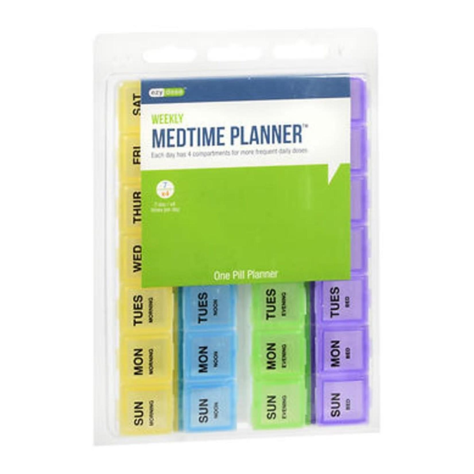 Medtime Plan 4/day 7day