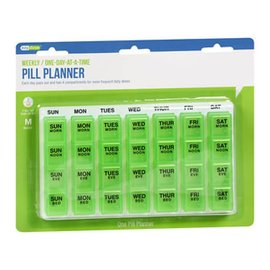 Pill Reminder - 4 a Day - Snap