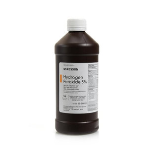 McKesson Hydrogen Peroxide 3% 16oz