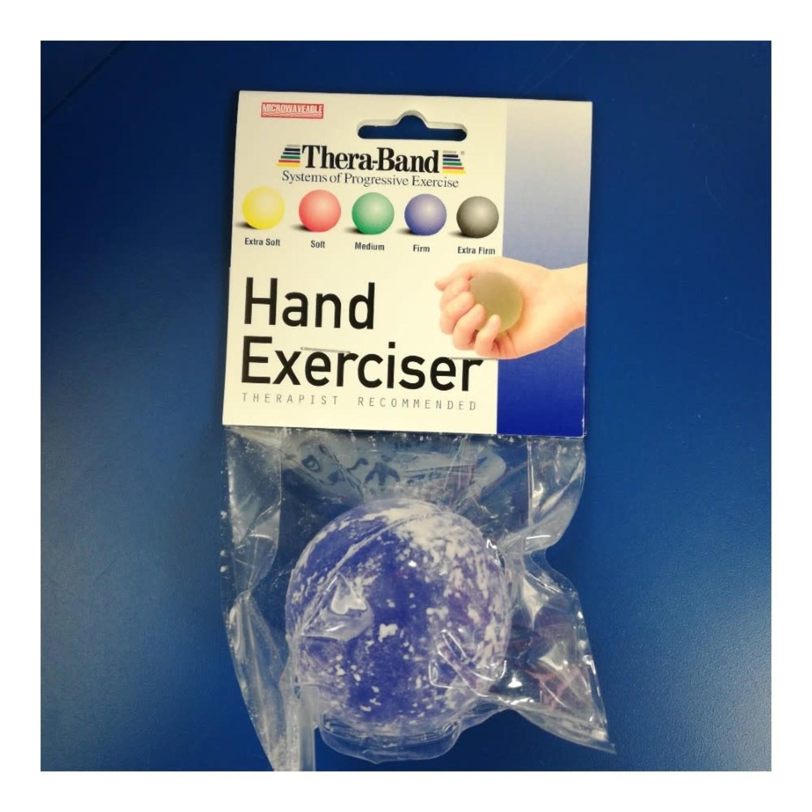 Hand Exerciser - Firm Blue
