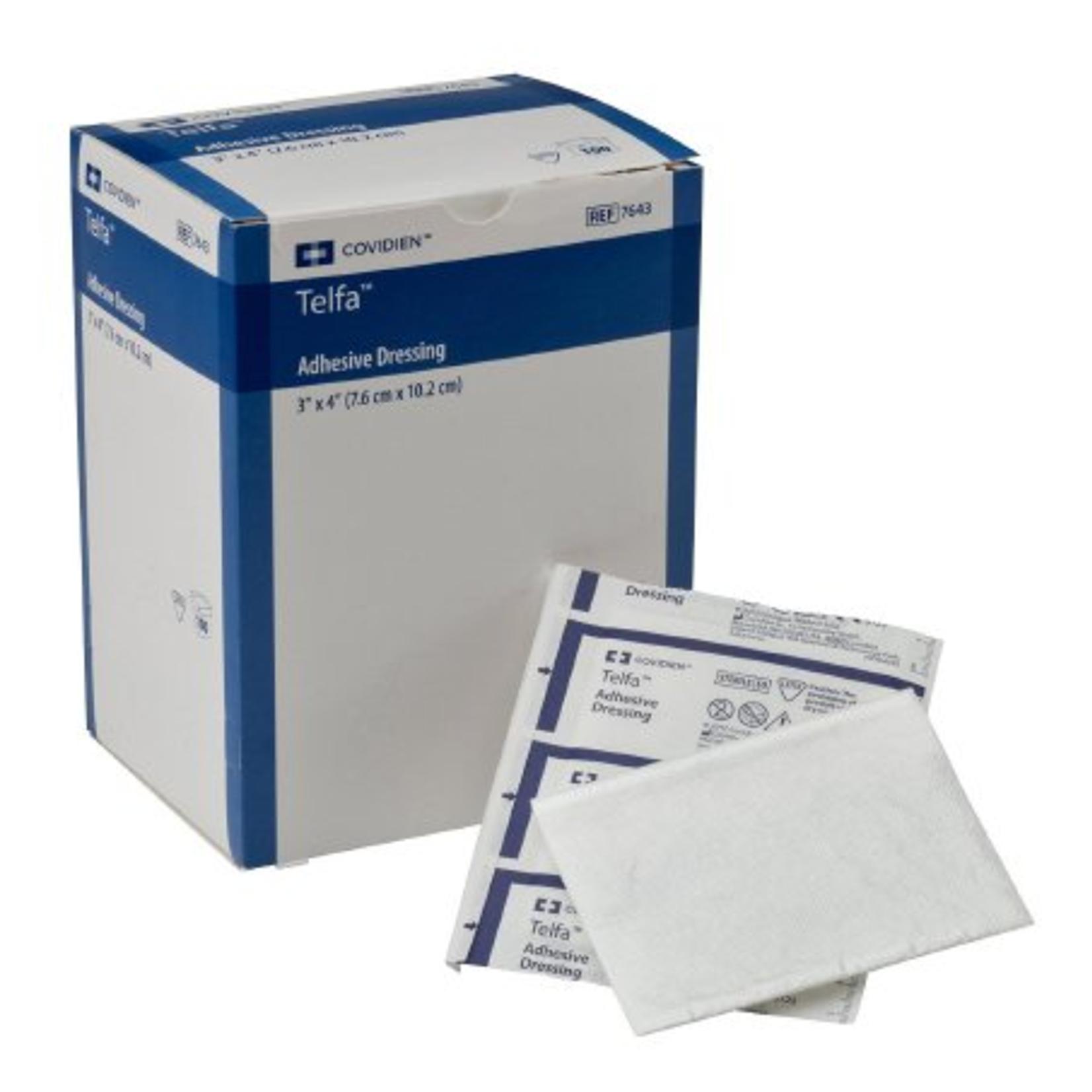 Telfa ADH Pad STL 3X4 (20 pack)
