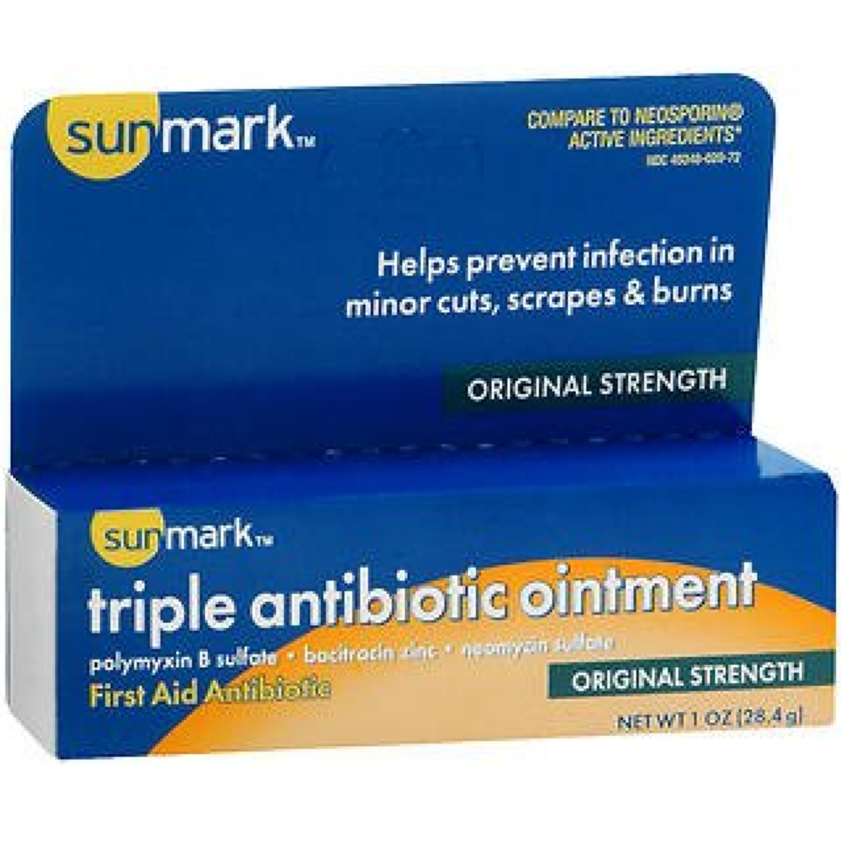 TRIPLE ANTIB OINT 1OZ