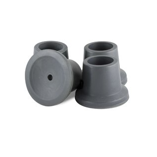 Flamingo Care Products Rubber Tips for Shower Benches, Commodes and Transfer Benches