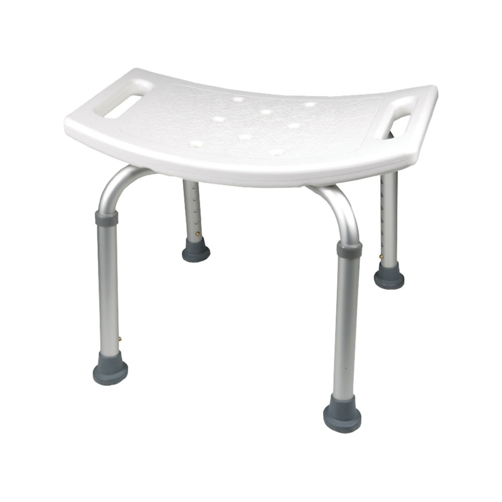 Probasics Shower Chair - No Back, No Arms