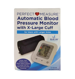 "BLOOD PR MONITOR Large Adult 12.5""-20.5"""