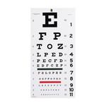 Eye Chart, Snellen