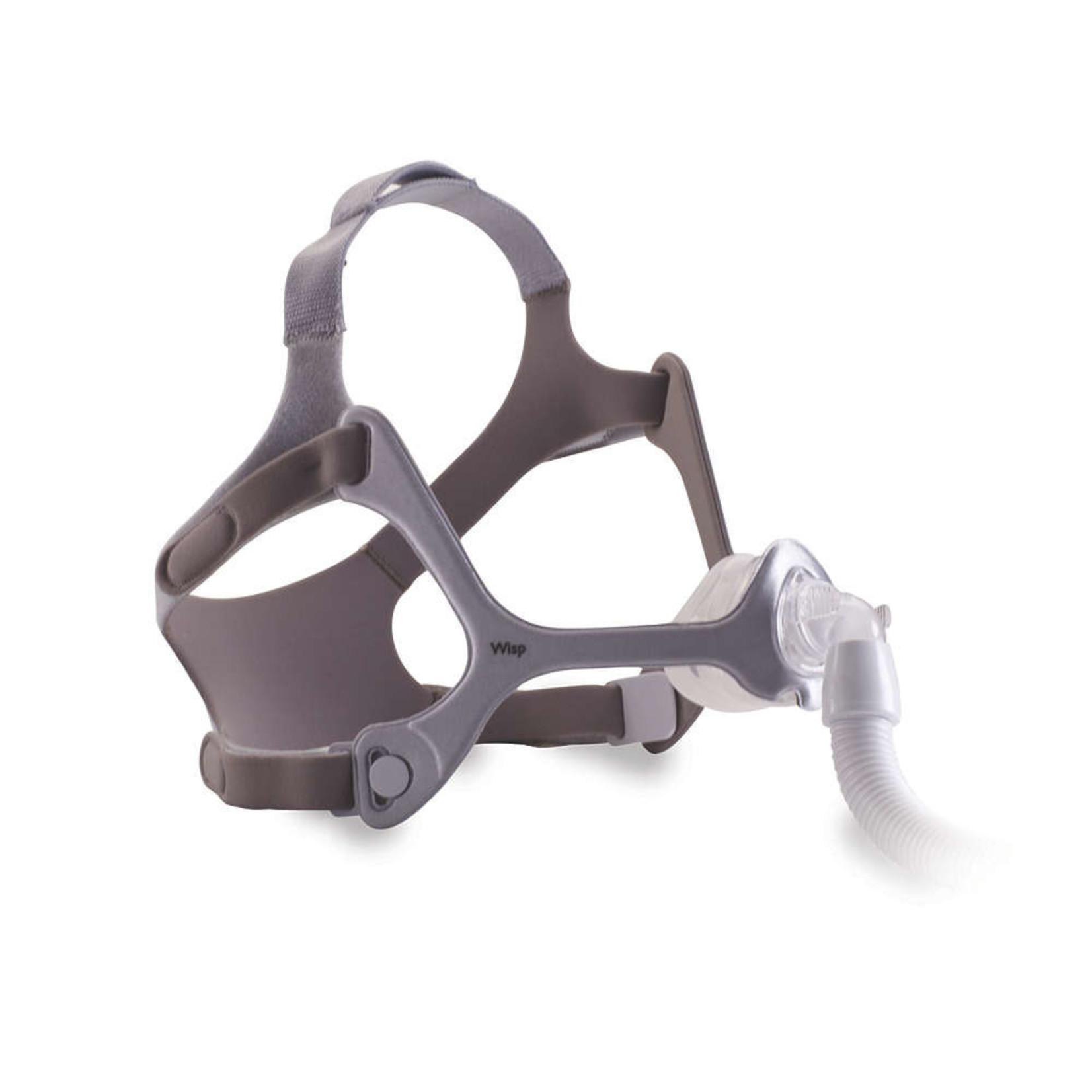 RESPIRONICS Wisp Nasal CPAP Mask w/Headgear