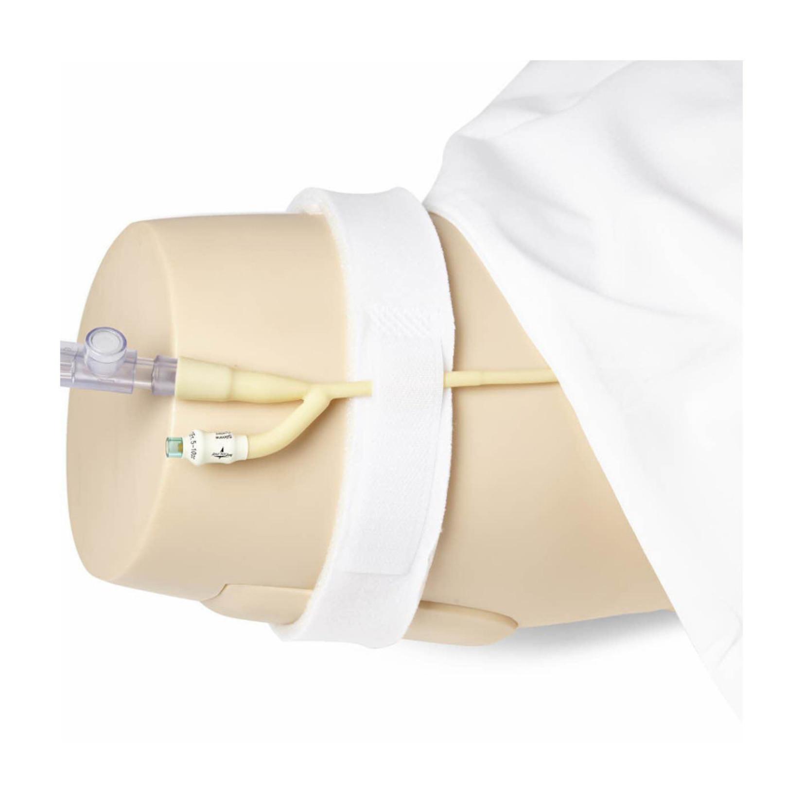 Catheter Leg Strap, Foam