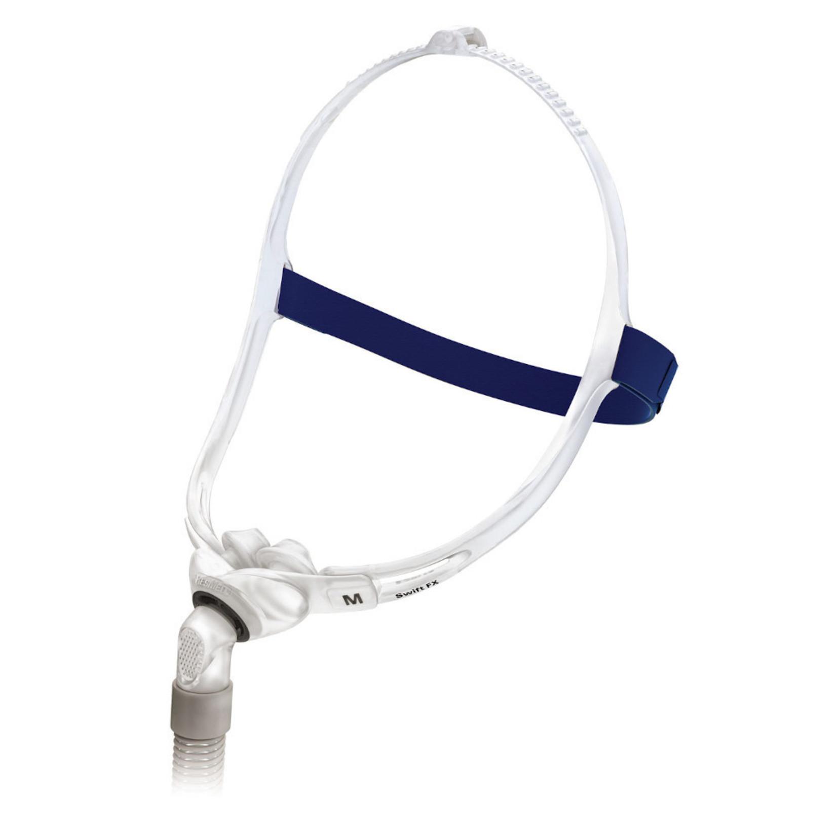 Swift FX Nasal Pillow CPAP Mask w/Headgear