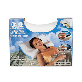 Contour Products Cloud Pillow