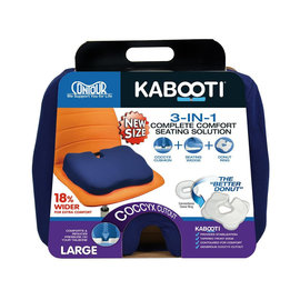 Contour Products Kabooti Comfort Ring blue XL