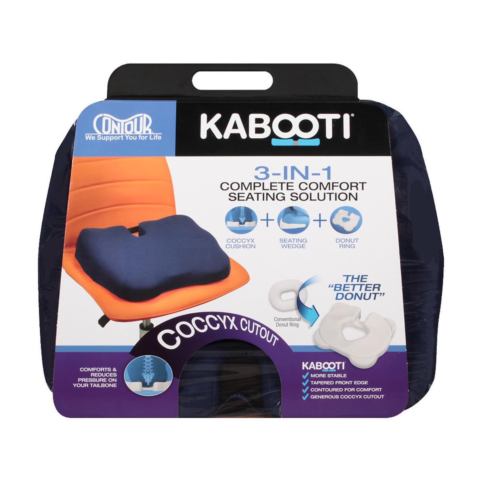 Kabooti Comfort Ring grey