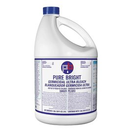 Germicidal Liquid Cleaner   Bleach 1Gal