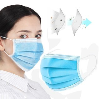 Flamingo Care Products Surgical Masks - 25 Ct