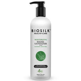Biosilk - Hand Sanitizer Gel - 77% - 25FL Oz