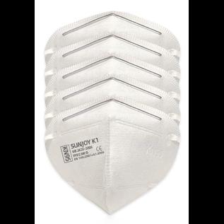 KN95 Mask - 5 Pack - Face Masks