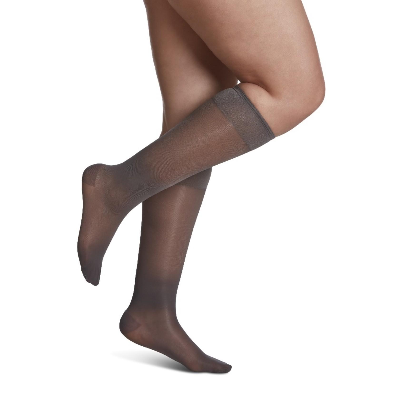 SIGVARIS Women's Sheer Fashion Calf 15-20mmHg