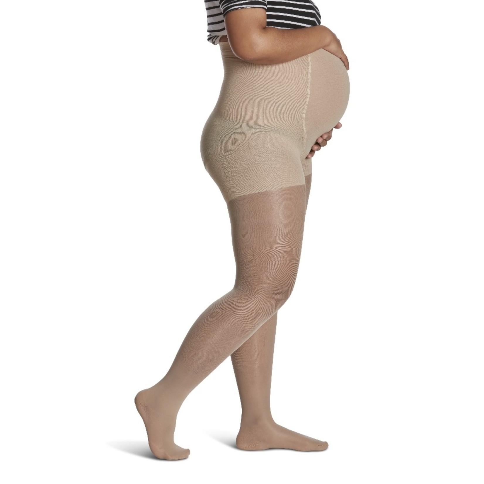 SIGVARIS Women's Sheer Fashion Maternity 15-20mmHg