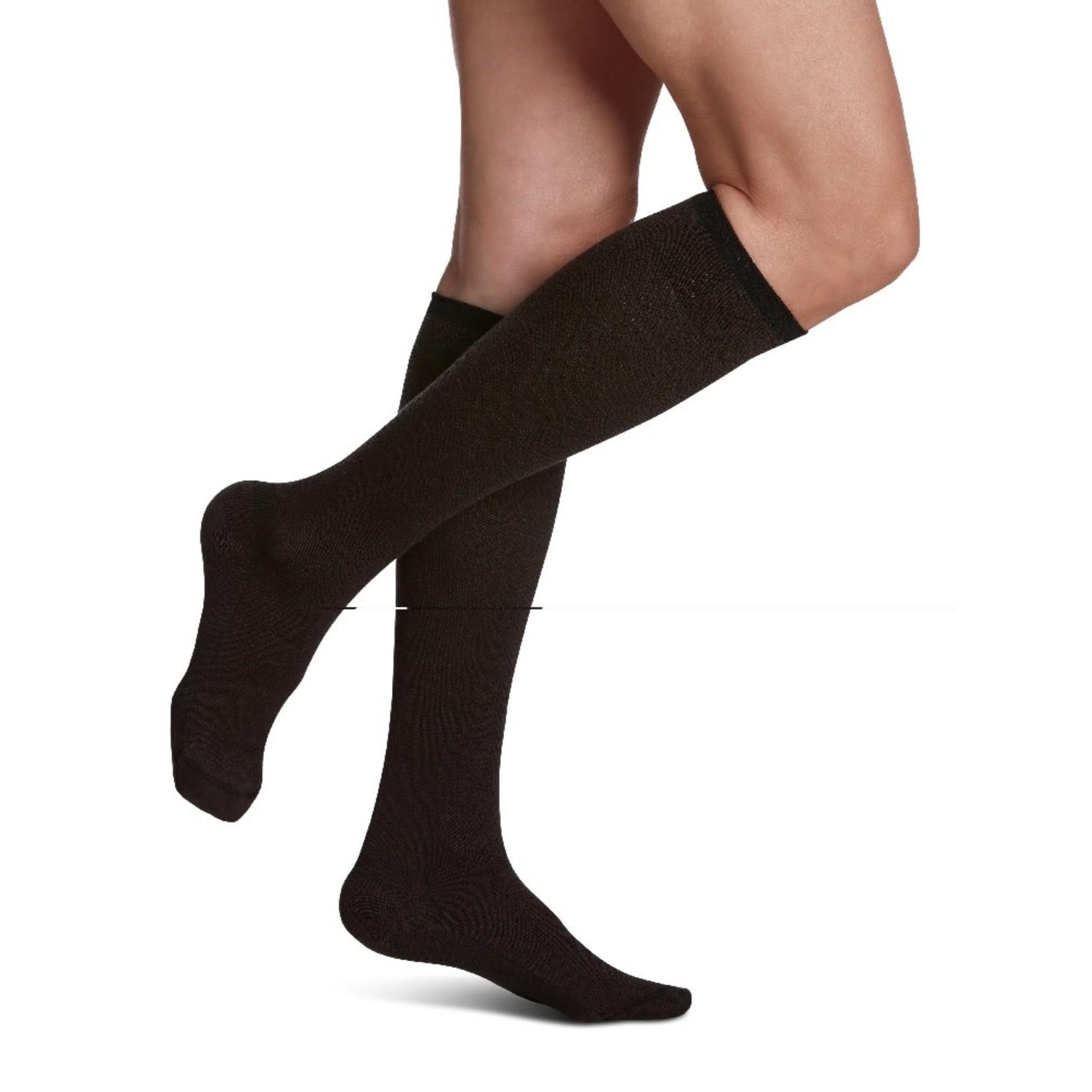 SIGVARIS Women's All-Season Merino Wool Calf 15-20mmHg
