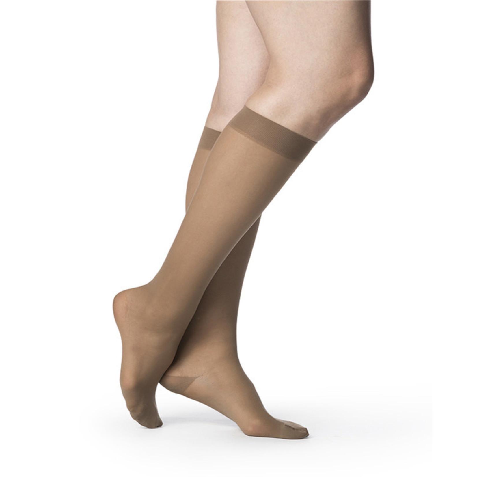 SIGVARIS Women's Style Sheer Calf 20-30mmHg