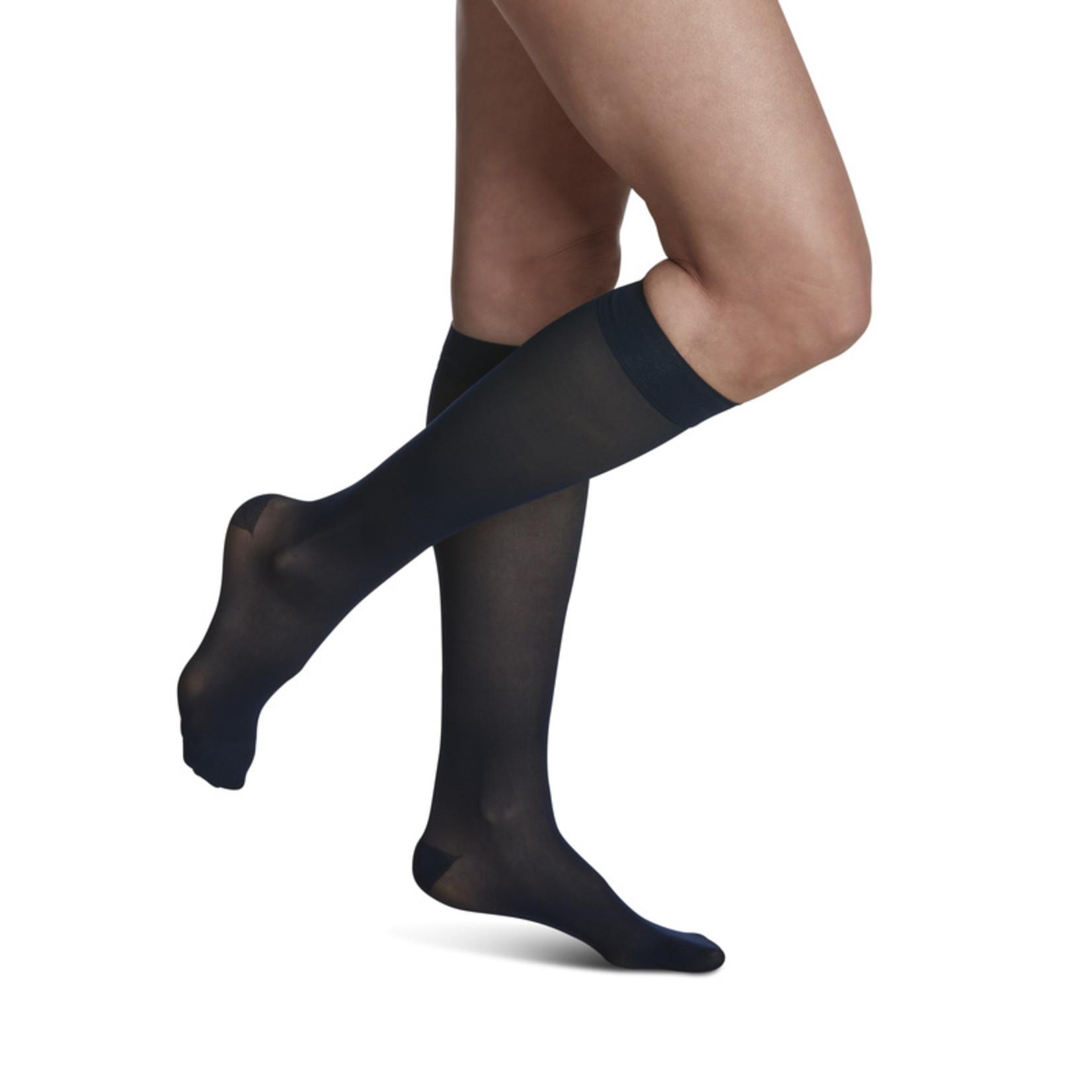 SIGVARIS Women's Style Sheer Calf 15-20mmHg