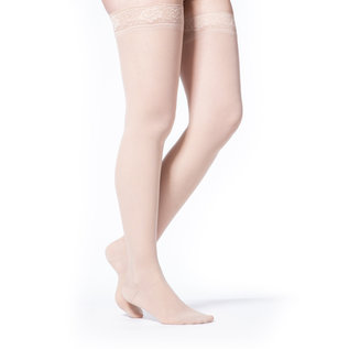 SIGVARIS Women's Style Sheer Thigh-High 15-20mmHg