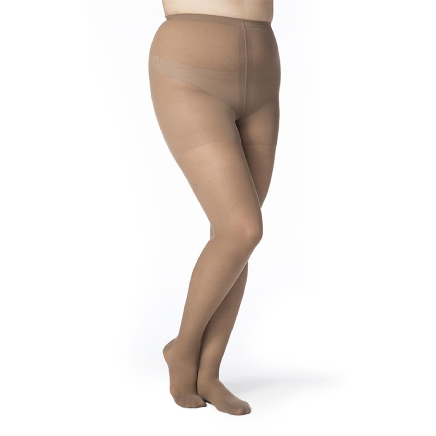 SIGVARIS Women's Style Sheer Pantyhose 20-30mmHg