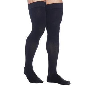 SIGVARIS Men's DYNAVEN Thigh-High 30-40mmHg