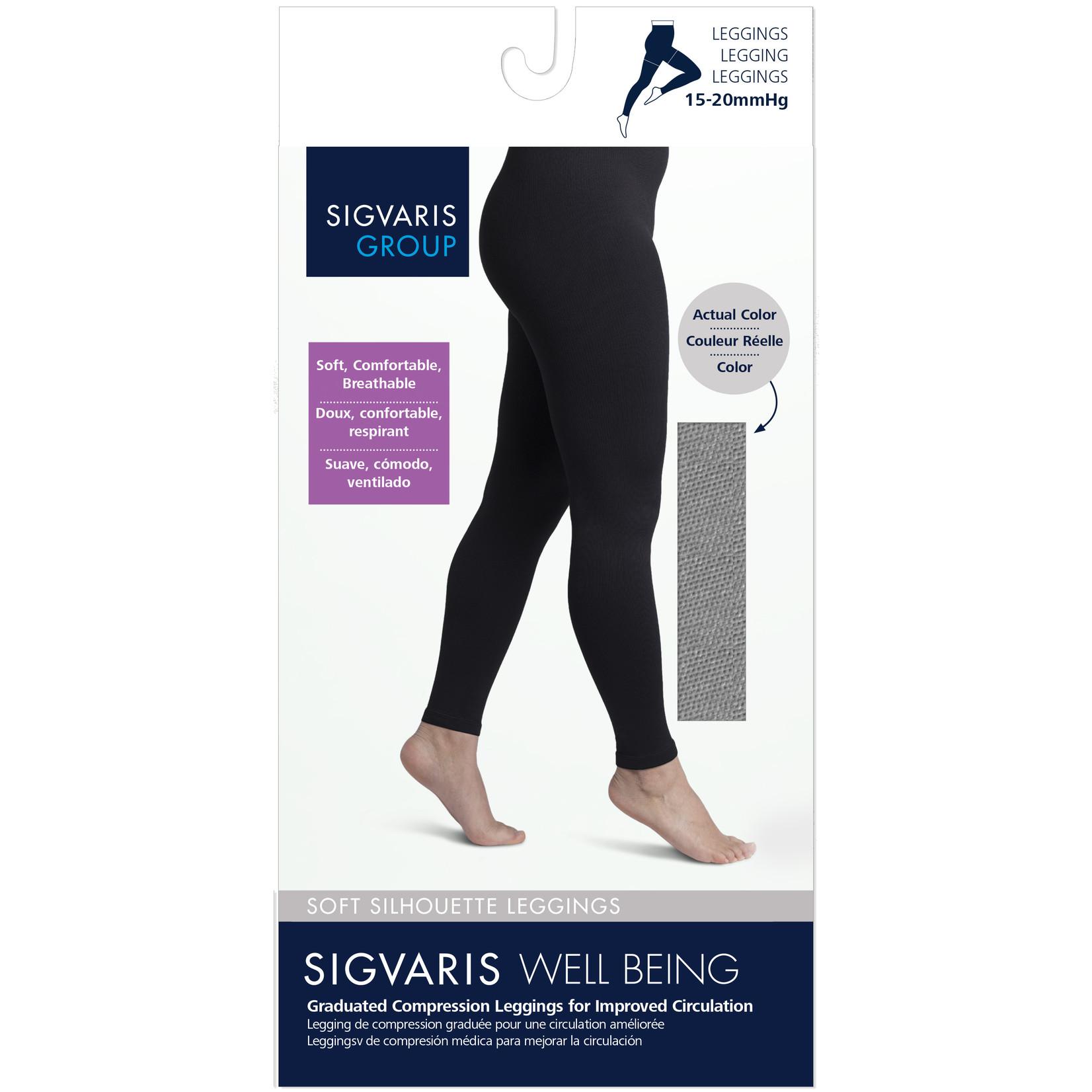 SIGVARIS Women's Soft Silhouette Leggings