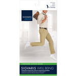 SIGVARIS Men's Cushioned Cotton Calf 15-20mmHg