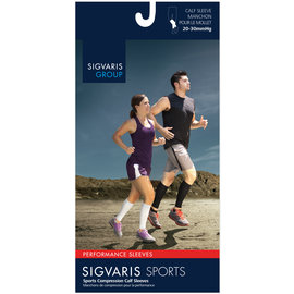 SIGVARIS Performance Sleeves Calf