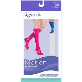 SIGVARIS Motion High-Tech Calf 20-30mmHg