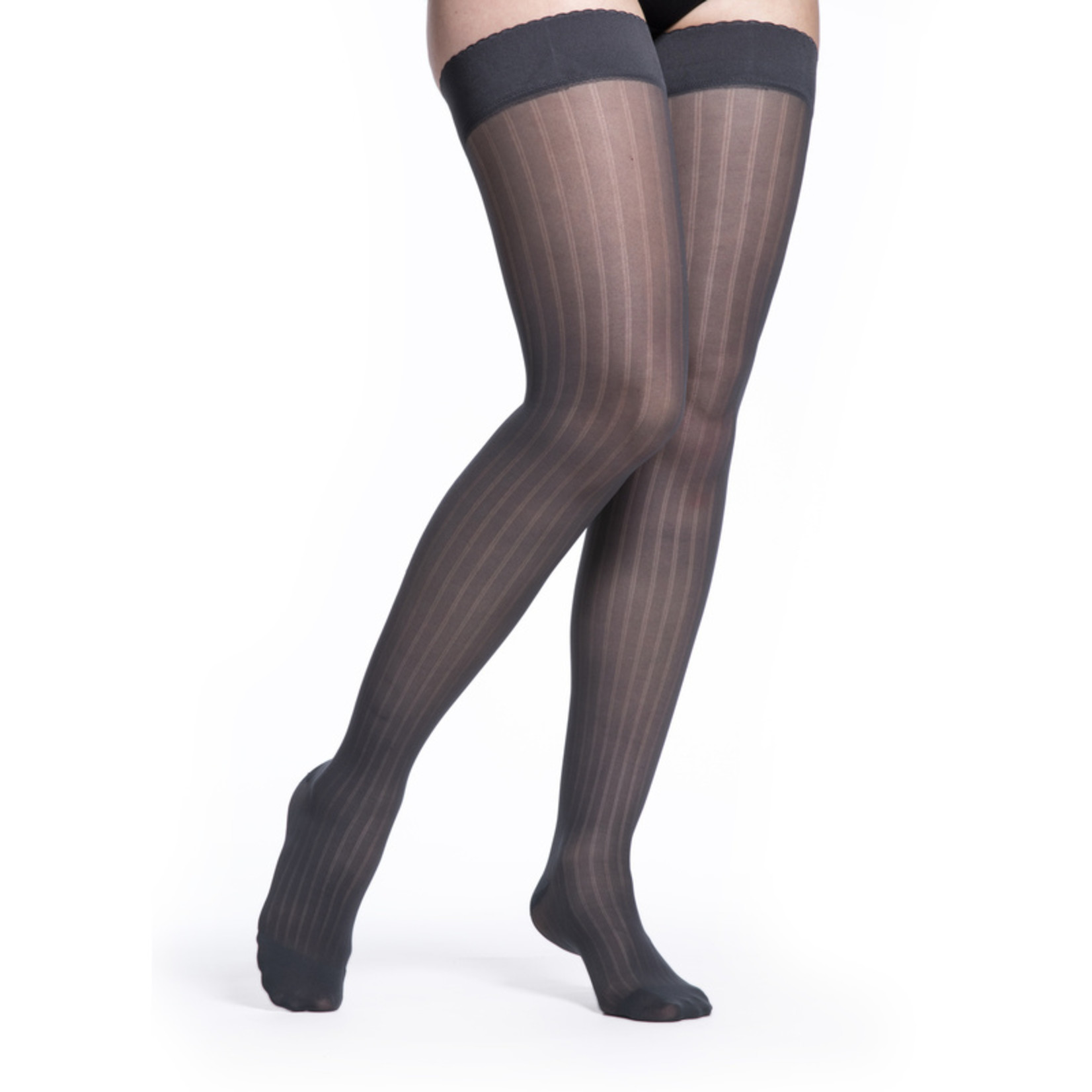SIGVARIS Women's Style Patterns Thigh-High