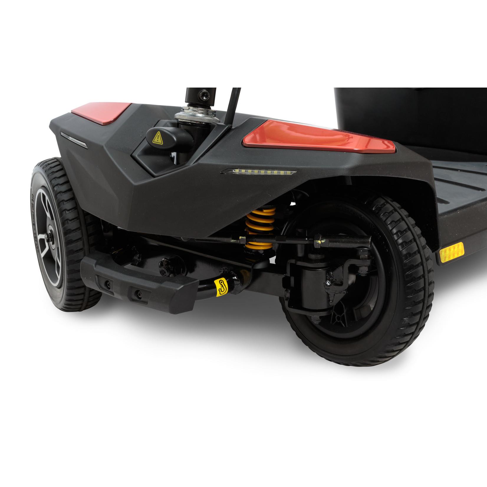 Pride Zero Turn 8 4-Wheel (Jazzy Zero Turn) Scooter