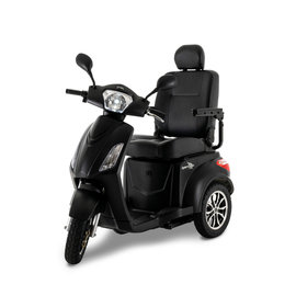 Pride Raptor (Black) 3-Wheel Scooter