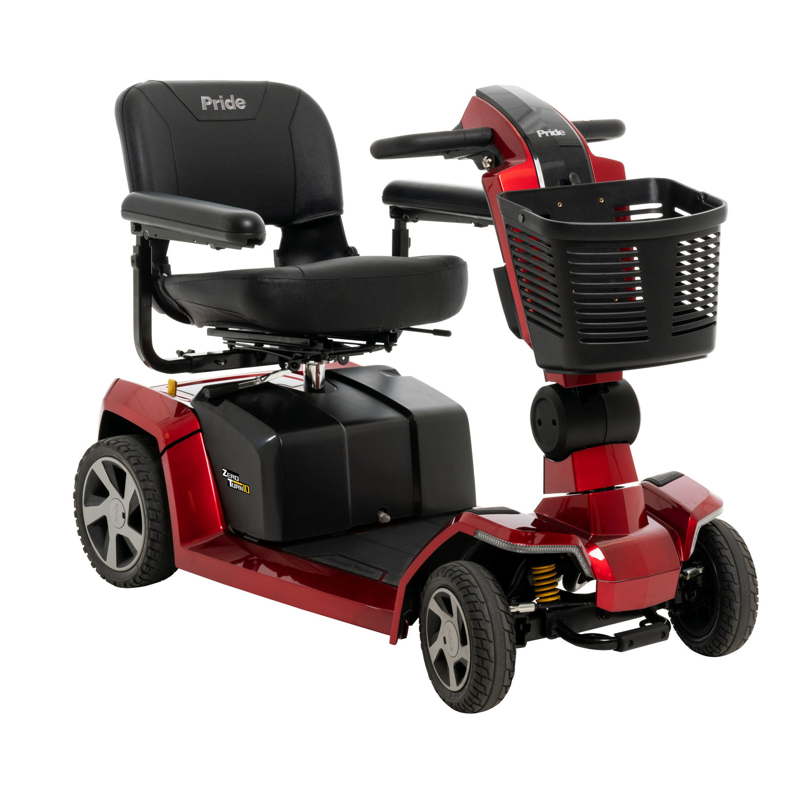 Pride Zero Turn 10 4-Wheel Scooter