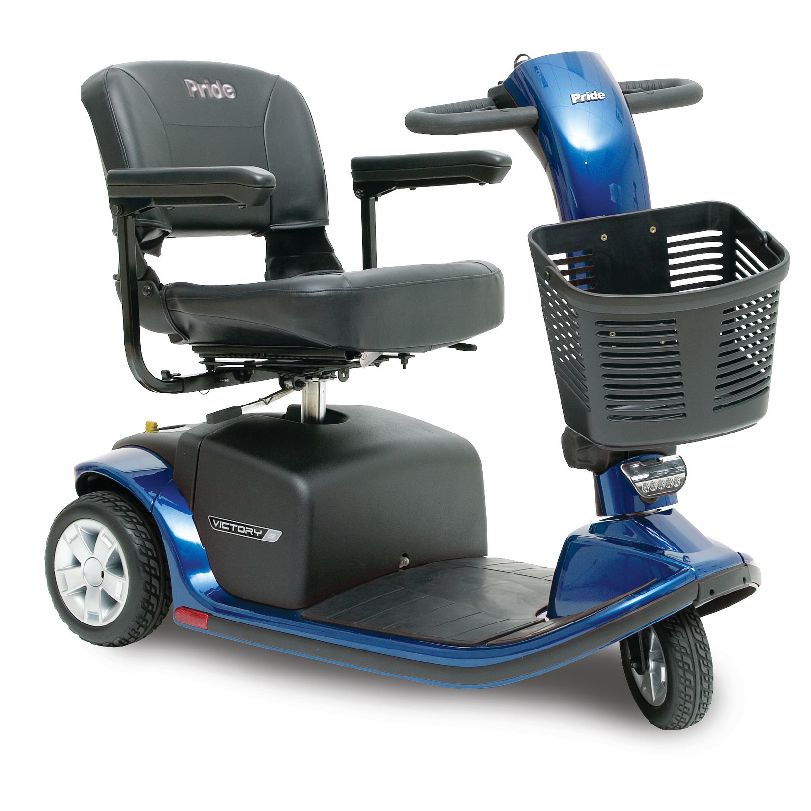 Pride Victory 9 3-Wheel Scooter