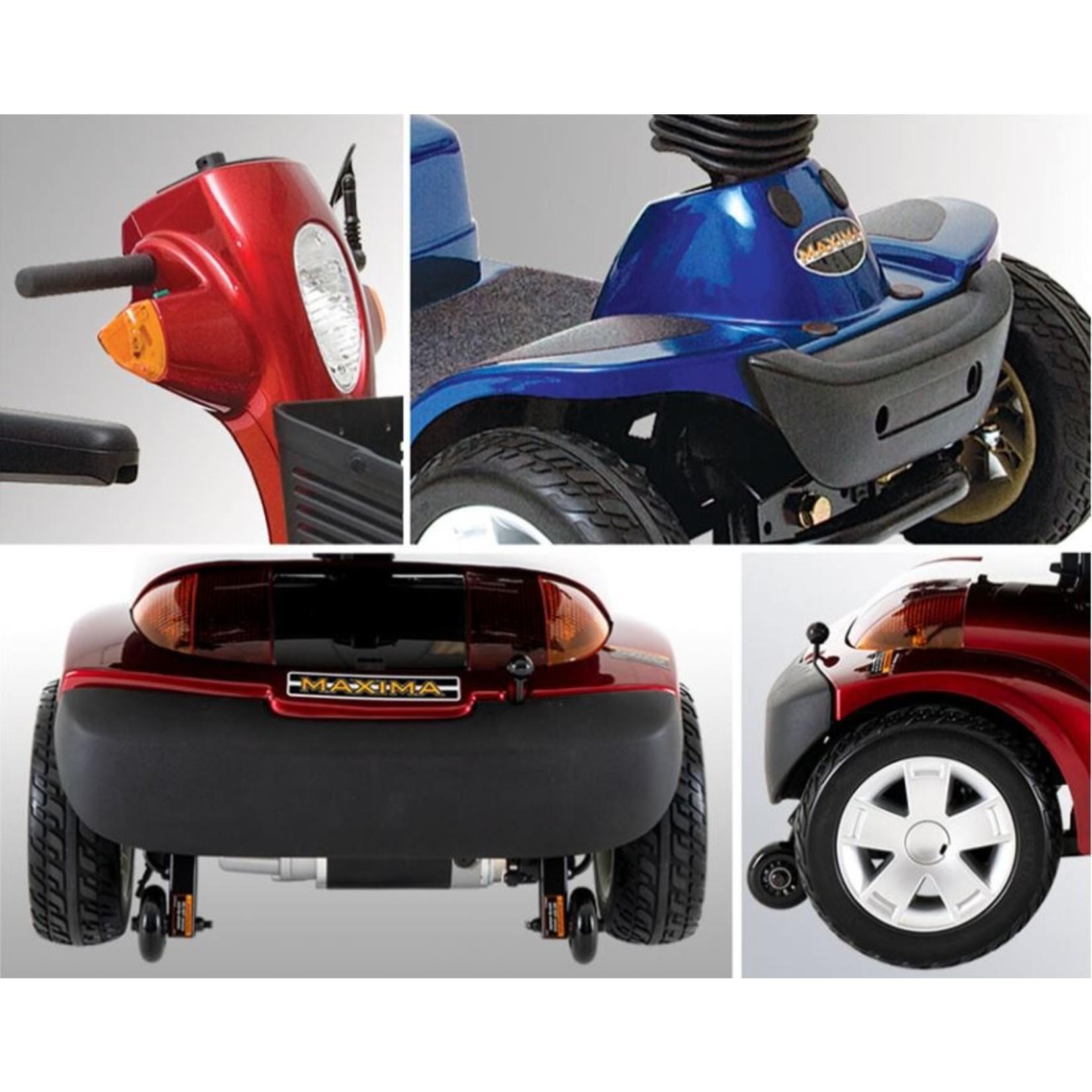 Pride Maxima 4-Wheel Scooter