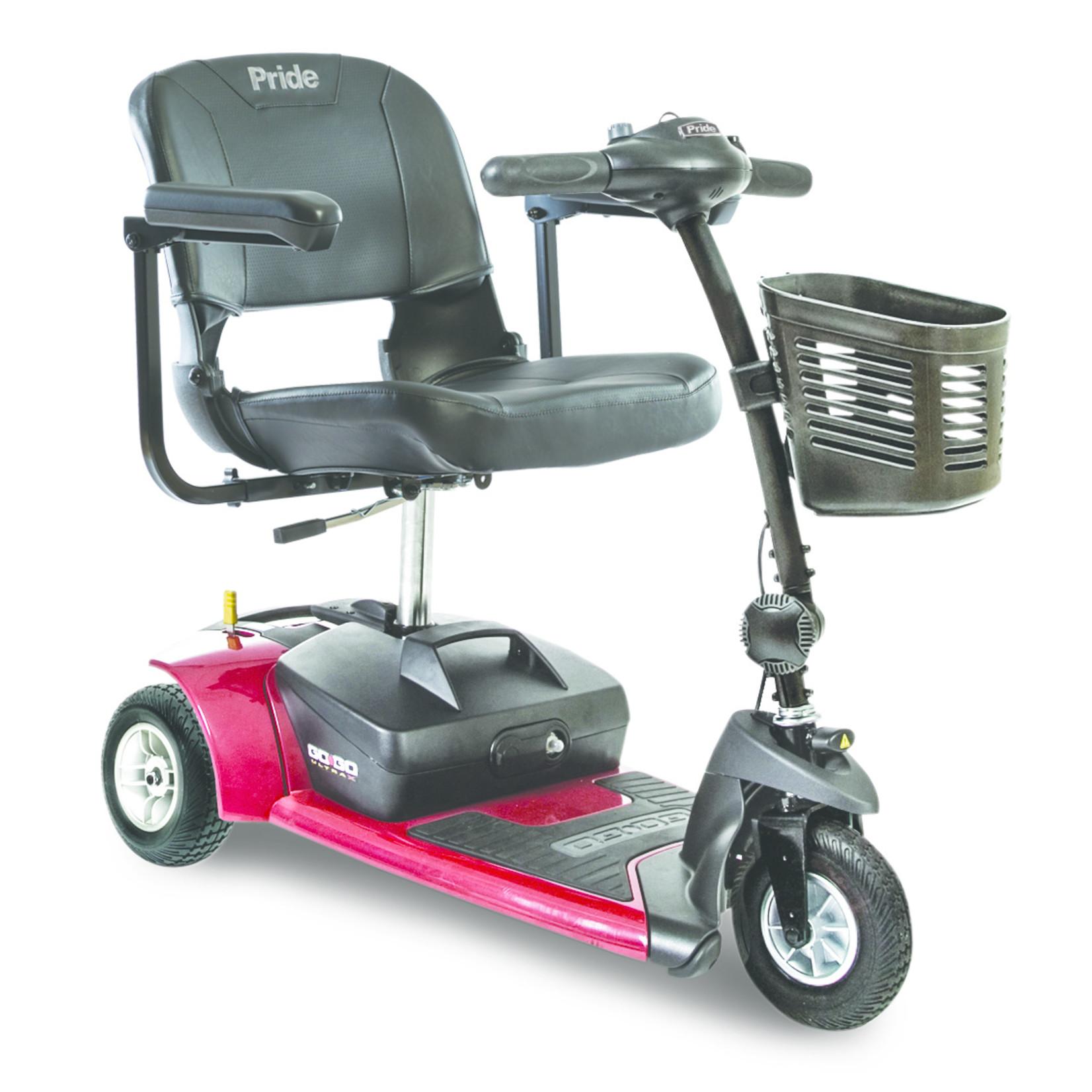 Pride Go-Go Ultra X 3-Wheel Scooter