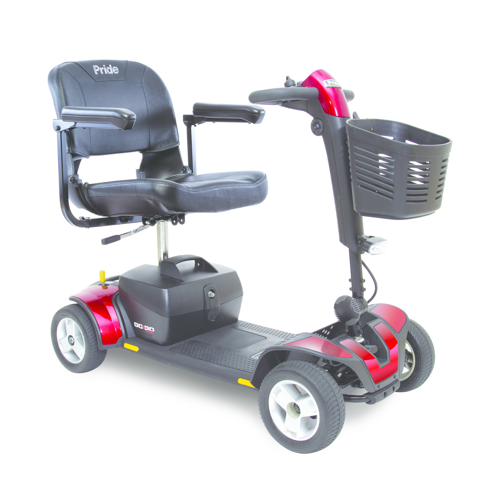 Pride Go-Go Sport 4-Wheel Scooter