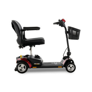 Pride Go-Go Elite Traveller 4-Wheel Scooters