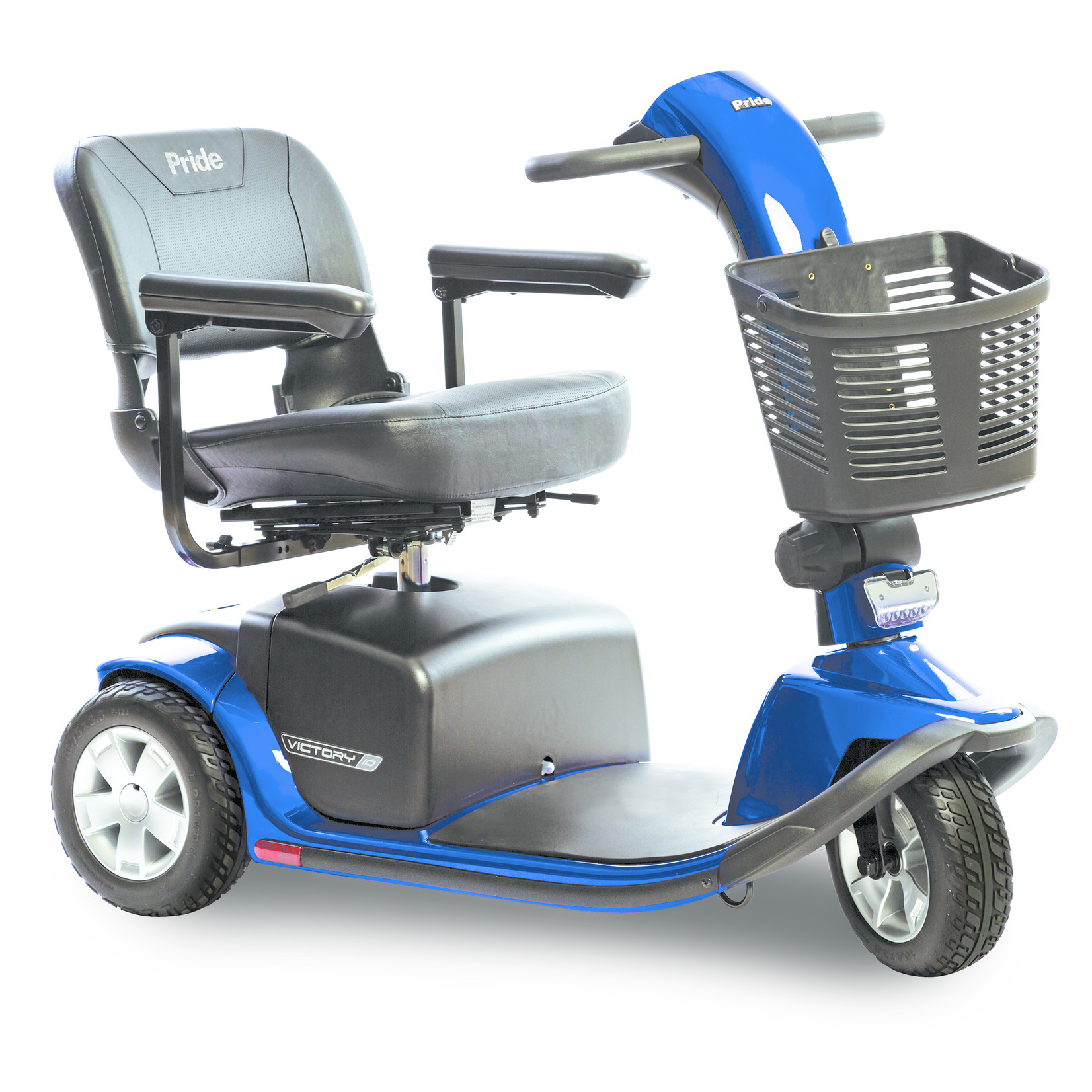 Pride Victory 10 3-Wheel Scooters