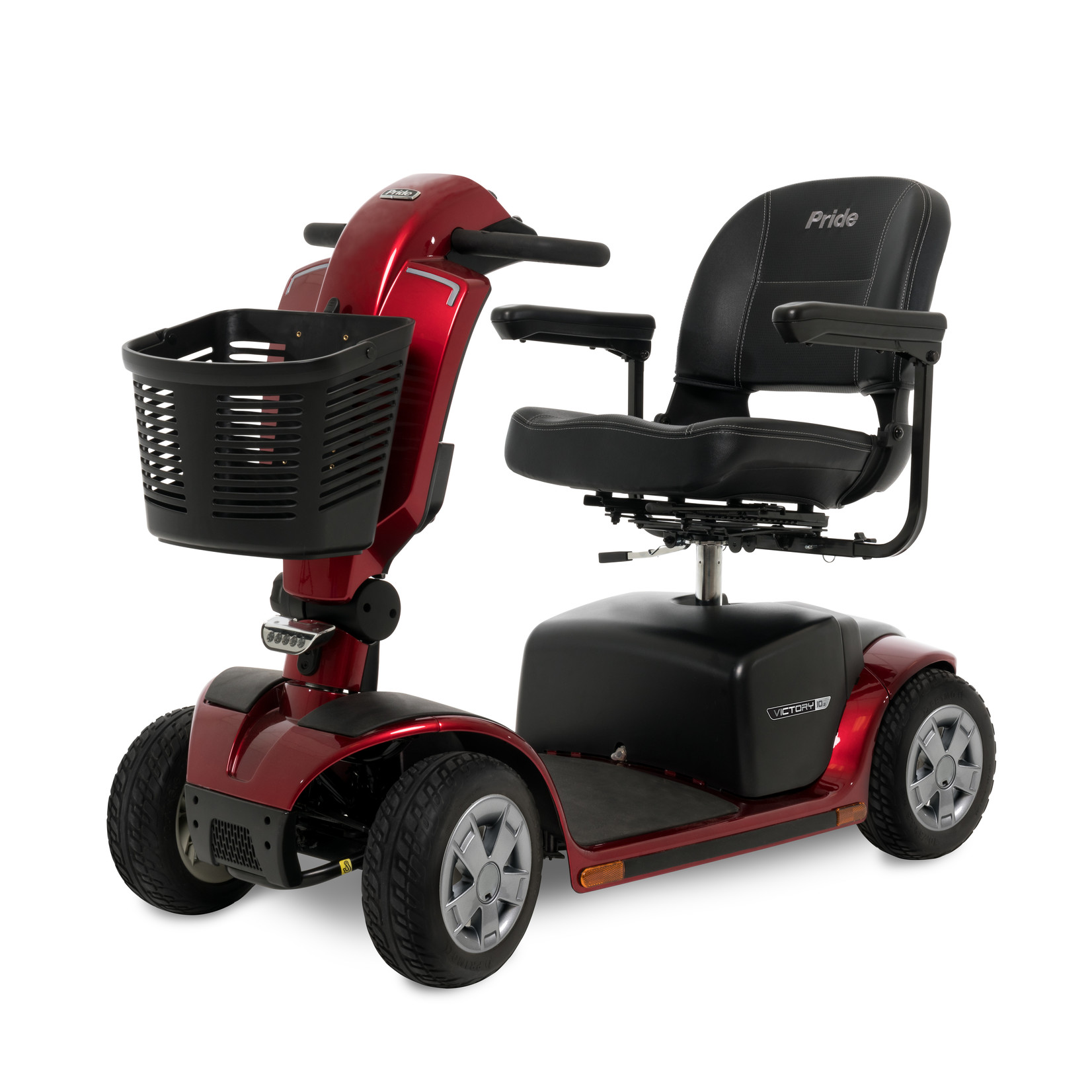 Pride Victory 10.2 4-Wheel Scooters